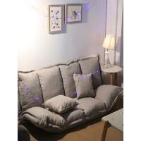 甜梦莱懒人沙发榻榻米网红款双人日式小户型卧室两用多功能可折叠沙发床