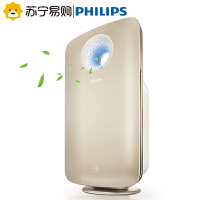 【苏宁易购】Philips/飞利浦空气净化器家用PM2.5办公室除甲醛雾霾卧室AC4374