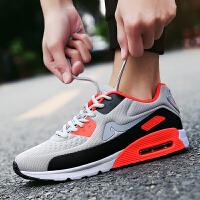 Q-AND/奇安达男跑鞋经典男士气垫减震运动休闲慢跑鞋