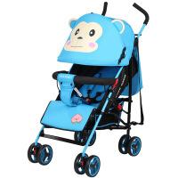 呵宝 婴儿车 轻便折叠童车可躺可坐婴儿推车 超轻便携伞车