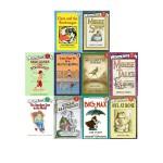 汪培�E三阶段13册 英文原版绘本 I Can Read系列 儿童英语启蒙图画书 Arnold Lobel 青蛙和蟾蜍