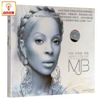 正版音乐 玛丽・布莱姬Mary J Blige:突破The Breakthrough(CD)