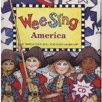 【预订】Wee Sing America 9780843112795
