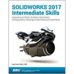 【预订】SOLIDWORKS 2017 Intermediate Skills 9781630570569