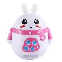 不倒翁玩具3-6个月2岁男女婴儿童宝宝音乐故事机