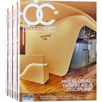香港 OFFICE CONCEPT 杂志 订阅2021年 E33 概念办公空间室内设计杂志