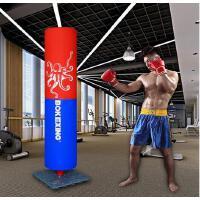落地硅胶双色沙袋家用健身训练不倒翁沙袋室内拳击沙袋 可礼品卡支付