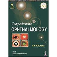 【预订】Comprehensive Ophthalmology with Supplementary Book - R