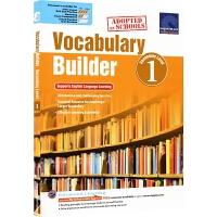 初一年级英语词汇专项练习第1册 SAP Vocabulary Builder Secondary Level 1 新加坡