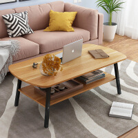 【海格勒】北欧茶几简约现代创意小户型客厅沙发桌子边桌卧室简易家用小圆桌