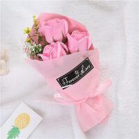 教师节礼物手工玫瑰花创意礼盒幼儿园送女老师束男老师礼品花束