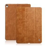 ipadpro10.5寸保护套商务苹果平板电脑全包新款9.7寸防摔壳 17新款ipad9.7 棕色