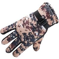 保暖手套男女士冬季防水户外滑雪手套加厚加棉摩托骑行车冬天防寒