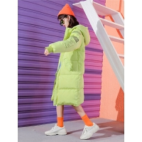 七格格欧货冬款羽绒服女2018新款白鸭绒中长款时尚显瘦冬季外套潮