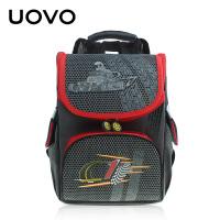 UOVO书包小学生书包儿童书包1-3年级减负背包双肩包防水反光护脊背包 方程式