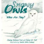 【预订】Snowy Owls: Whoo Are They?