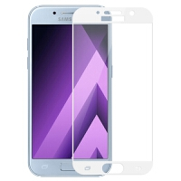 三星Galaxy A5 2017版钢化膜A5200手机保护A520F全屏覆盖