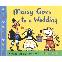 Maisy First Experiences Goes to a Wedding 小鼠波波去参加婚礼 生活场景体验绘本