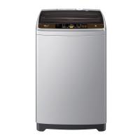Haier海尔 9公斤直驱变频全自动波轮洗衣机EB90BM39TH智能双宽,量衣进水