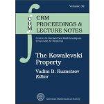 【预订】The Kowalevski Property 9780821828854