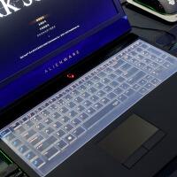 新款ware17R5外星人键盘膜17寸R4笔记本电脑M17R2 ALW13 M14 M1