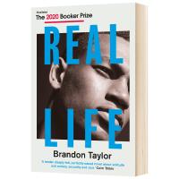 真实生活 Real Life 英文原版 2020布克奖短名单 Brandon Taylor 英文版进口原版英语书籍