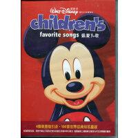 正版迪斯尼爱儿歌4CD精选100首迪士尼英文歌曲英语儿歌光盘碟片
