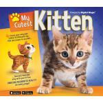 英文原版 科学跑出来系列 萌宠猫咪 云养猫 3D实境互动小百科 AR科普书 AR - MY CUTEST KITTEN
