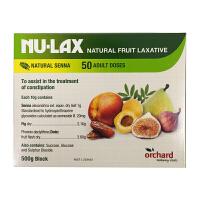 澳大利亚Nu-lax乐康膏 果蔬润肠排毒养颜便秘克星 500g 减肥瘦身养生