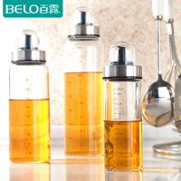 百露油瓶玻璃防漏油壶家用调味瓶玻璃香油瓶醋壶酱油瓶罐厨房用品