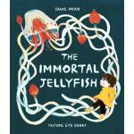英文原版 苗桑插画 精装绘本 灯塔水母 The Immortal Jellyfish