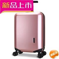 拉杆箱万向轮行李箱学生旅行箱男女密码皮箱寸单拉杆箱超轻 28寸 送运费险