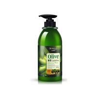 [当当自营]泊泉雅橄榄去屑柔顺洗发乳 橄榄精华滋养头发 亮泽光彩洗发乳400g