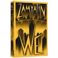 We 我们 英文原版小说 扎米亚金传世之作 反乌托邦三部曲源头之作 1984 美丽新世界 外国文学读物 Yevgeny