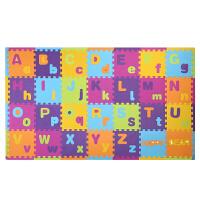 益智大小字母拼图泡沫地垫拼接宝宝爬行垫可拆卸玩具垫子