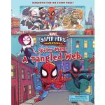 【预订】Marvel Super Hero Adventure Spider-Man: A Tangled Web