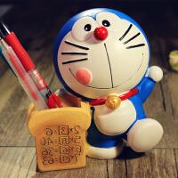 哆啦A梦笔筒叮当猫创意生日礼物男女生送闺蜜同学圣诞节礼品实用