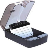 益而高 808S 808M 808L名片盒 名片座 名片收纳盒 大容量