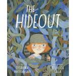 英文原版 汉娜的秘密基地 Felicita Sala插画绘本 精装 The Hideout
