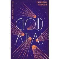 英文原版 云图 Cloud Atlas 科幻史诗 电影原著 比尔・盖茨晒2020夏季书单