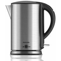 飞利浦(PHILIPS)电热水壶HD9316 电水壶1.7升 304不锈钢大容量保温烧水壶 全国联保 正品