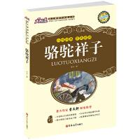 大悦读升级版 骆驼祥子 初中生语文新课标必读丛书 老舍经典之作