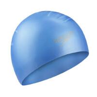 硅胶游泳帽男女通用高效训练泳帽长发大号不勒头防水抗老化 支持礼品卡支付