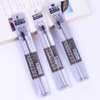 晨光4045笔芯中性笔替芯优品系列黑色/蓝色0.5mm全针管水笔芯