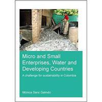 【预订】Micro and Small Enterprises, Water and Developing Count