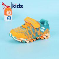 红蜻蜓童鞋春季新款女童运动鞋网面透气跑步鞋可爱时尚儿童运动鞋