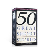 英文原版Fifty Great Short Stories 50篇精选短篇小说 可搭怦然心动flipped追风筝的人