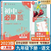 初中必刷题九年级下册语文人教版同步练习册2020新版