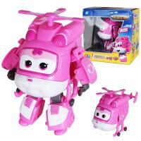 奥迪双钻超级飞侠玩具大号变形机器人全套装小飞侠玩具 小爱