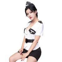 性感空姐女警察夜店短裙角色扮演制服激情套装情趣内衣服
